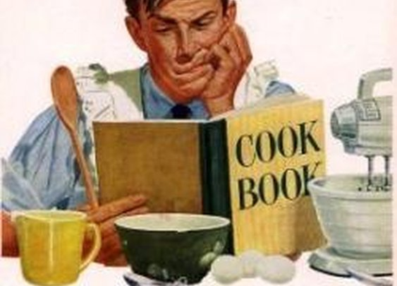 The Guide to Guy Cookbooks