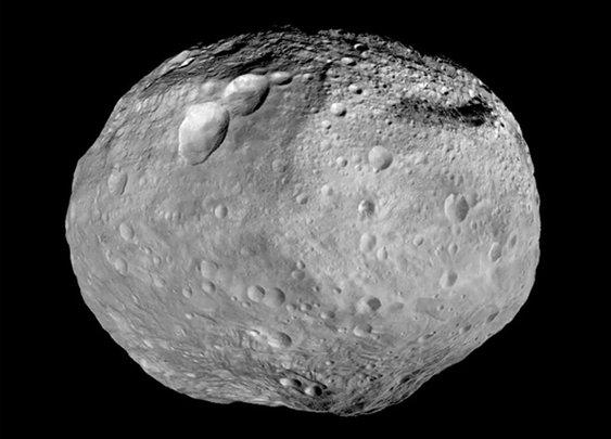 NASA shares parting shots of Vesta