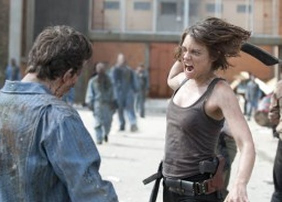 The Walking Dead – Saturday Oct. 14th 8c