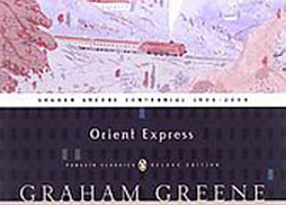 The Plot Spot plot summary  -- Orient Express -- Graham Greene