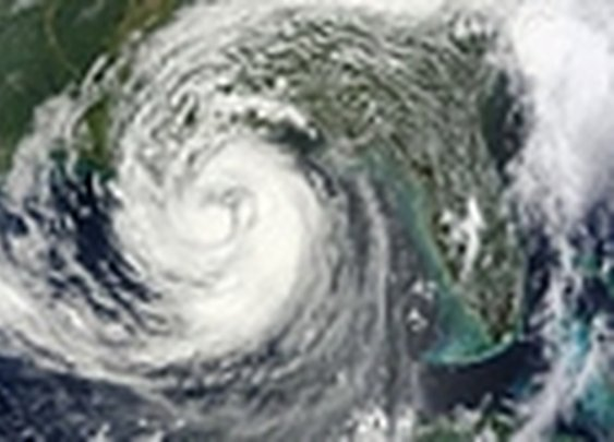 8 Extraordinary Photos Of Hurricane Isaac From Space