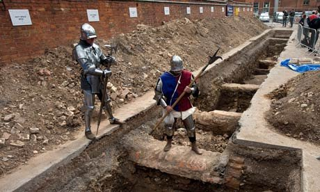 Looking for Richard III: could skeleton found under car park be king's?