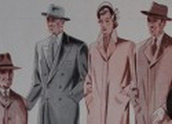 1950's Men's Fashion — Gentleman's Gazette
