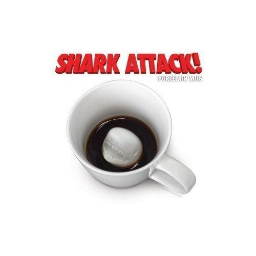 Shark Attack Mug: Amazon.com: Kitchen & Dining