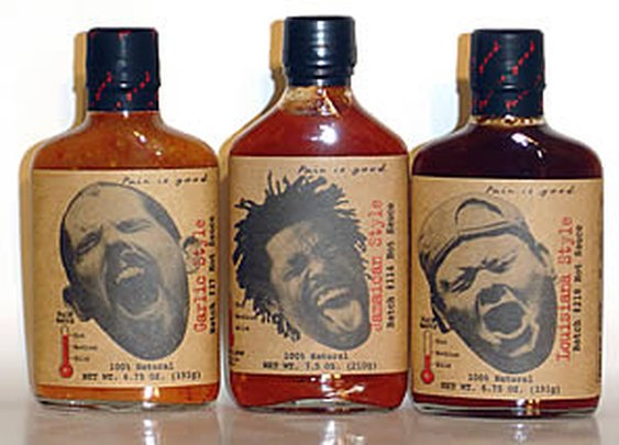 Pain Is Good Hot Sauces