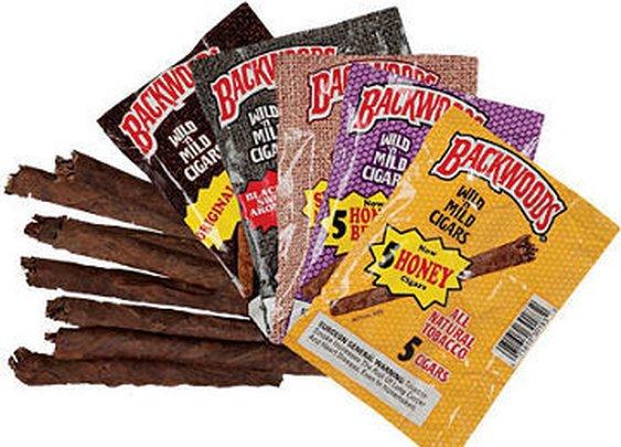Guilty pleasure cigars.