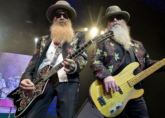 Story Behind ZZ Top's Famous Beards