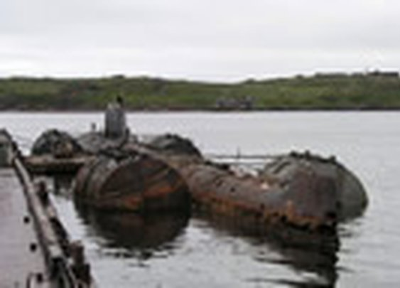 British Report: Abandoned Russian Subs Pose Nuclear Threat