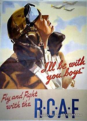 Fly and Fight with the RCAF