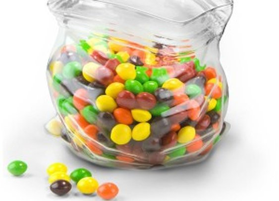 Unzipped Glass Bowl: Eye Catching Sweet Bowl | NomNomGadgets.com