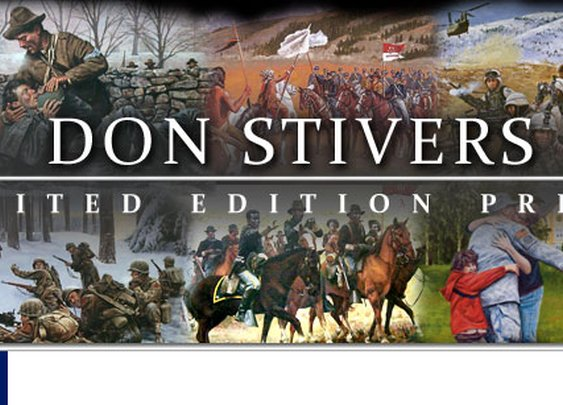Welcome to Don Stivers Limited Edition Prints
