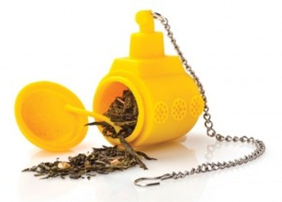 Yellow Submarine Tea Infuser: Infuse Tea In Style | NomNomGadgets.com