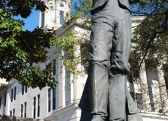 Sam Davis, Boy Hero of the Confederacy – Tennessee