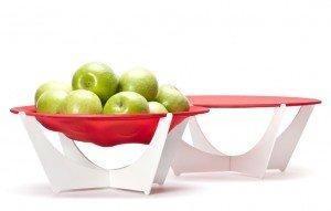 Stretchy Bowl: Saves space and looks good | NomNomGadgets.com