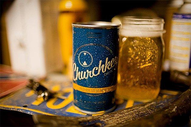 Churchkey Beer   Uncrate