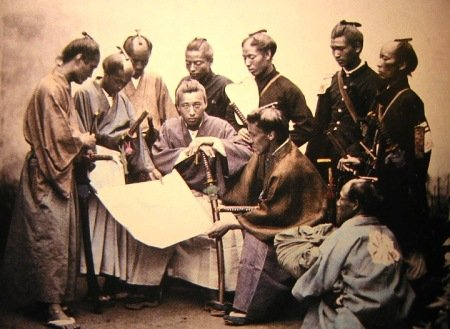 The Bushido Code: The Eight Virtues of the Samurai   The Art of Manliness