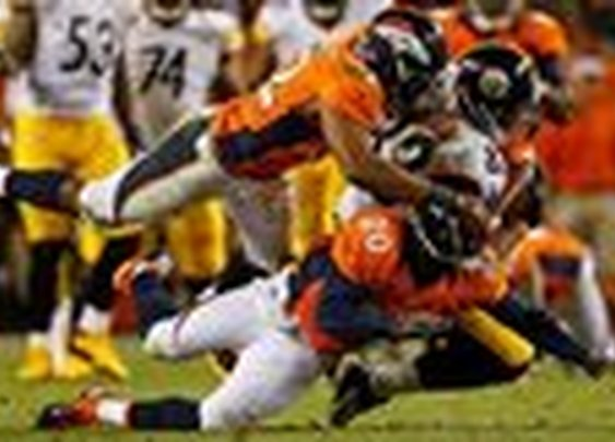 BBC News - NFL safety: Is American football too violent?