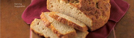 Tastefully Simple - Bountiful Beer Bread Mix - 155108