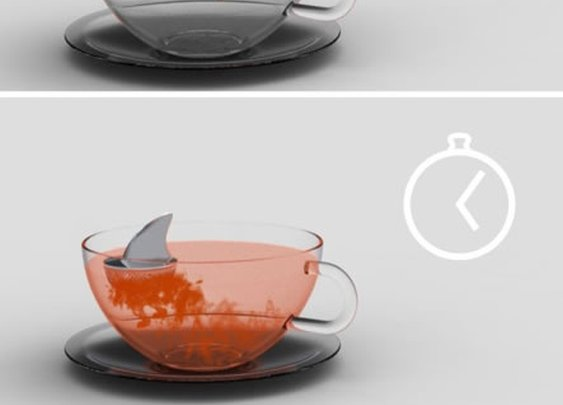 Sharky Tea Infuser and Other Unusual Kitchen Gadgets - Neatorama