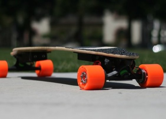 Boosted Boards skateboard claimed to be world's lightest electric vehicle
