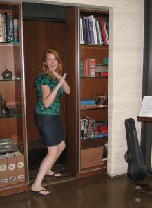 Sliding Bookcase Door Elevator