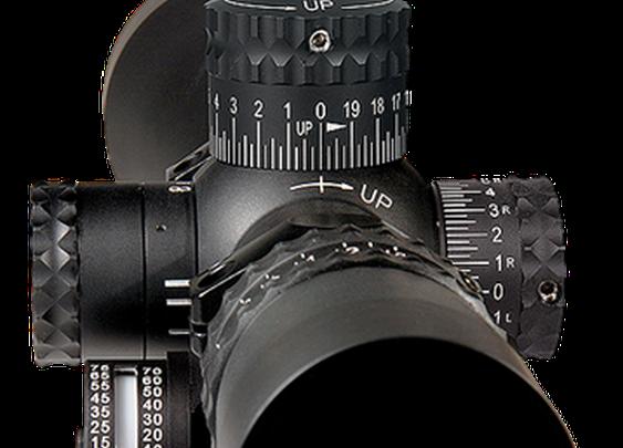 Angle Degree Indicator with Mount | NightForce Military