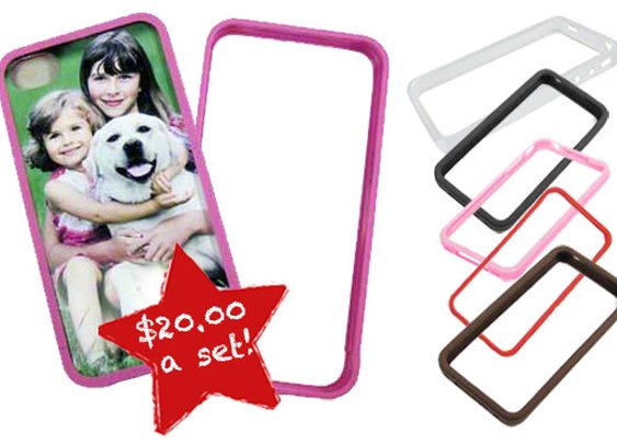 iPhone 4 Custom Photo Case by CoachPromos on Etsy