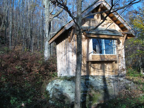 This Little House was Built on a Rock