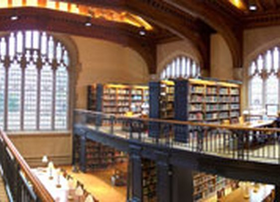 Frederick Ferris Thompson Memorial Library, Vassar College, Poughkeepsie, New York, USA