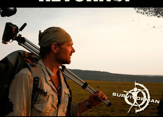 Les Stroud  » Survivorman Returns!