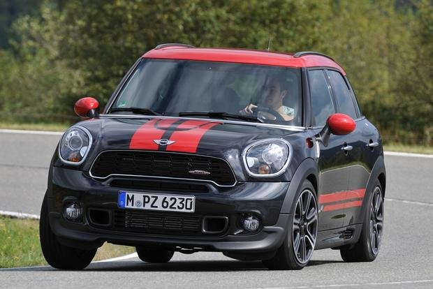 2013 MINI John Cooper Works Countryman: First Drive - AutoTrader.com