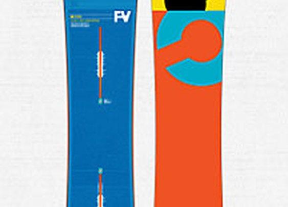 Custom Flying V Snowboard | Burton Snowboards