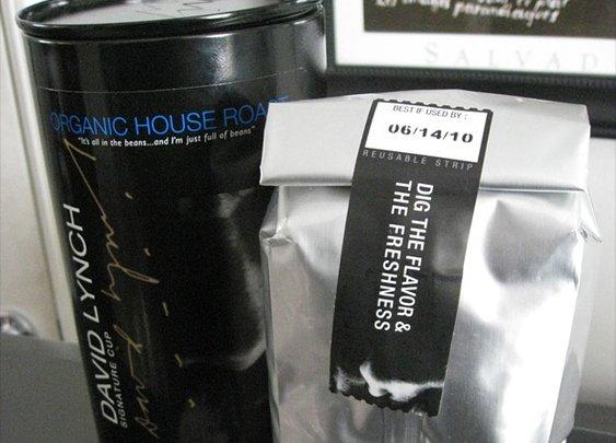 David Lynch Signature coffee