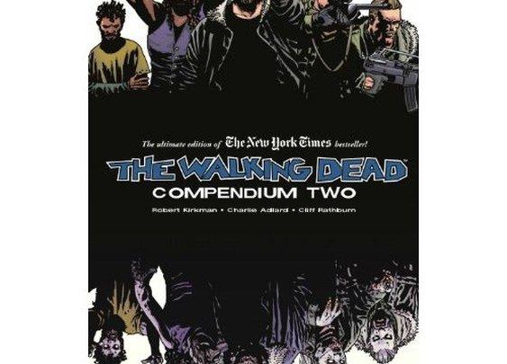 The Walking Dead Compendium Volume 2 TP: Robert Kirkman,Sina Grace,Charlie Adlard: 9781607065968: Amazon.com: Books