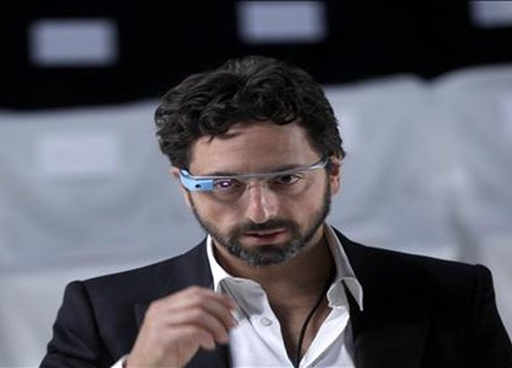 Video - Google's Co-Founder Sergey Brin Previews New 'Google Glass' - WSJ.com