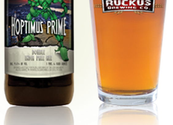 Beers «  Ruckus Brewing