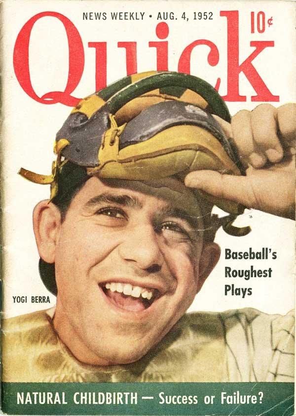 Yogi Berra and Baseball's Roughest Plays