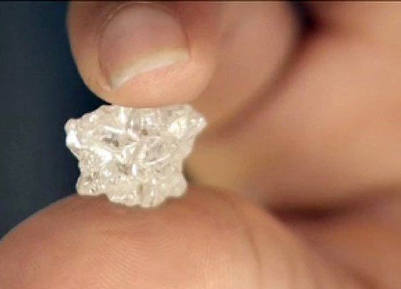 Russians discover giant diamond field - Business Insider
