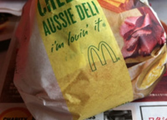 Aussie Deli Sandwich From McDonald's Japan: The Snacktaku Review