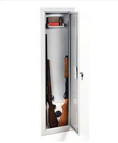 In-Wall Long Gun Storage Safe