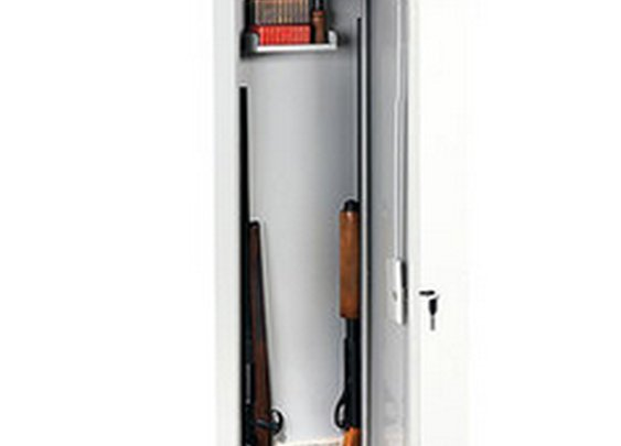 In-Wall Long Gun Storage Safe