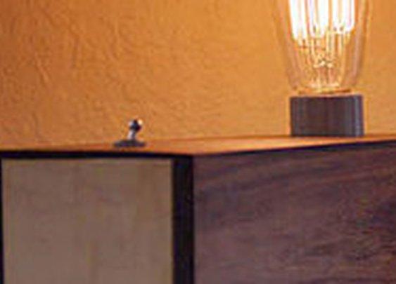 Minimalist Lamp - Huckberry