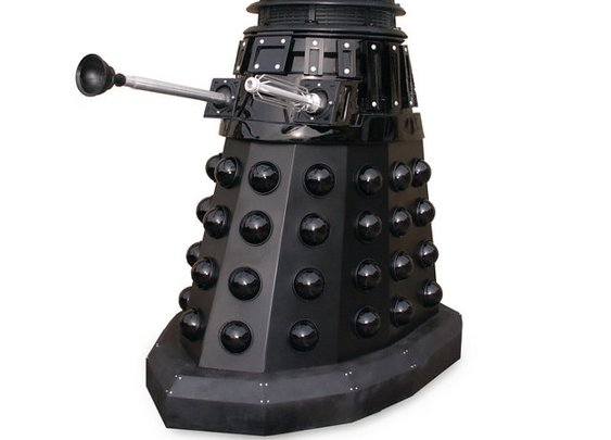 For Sale: Dalek Replicas Made From The Original Molds | Geekologie