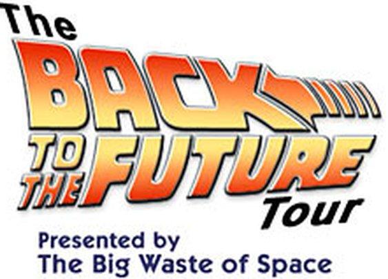 Take the Back to the Future Tour