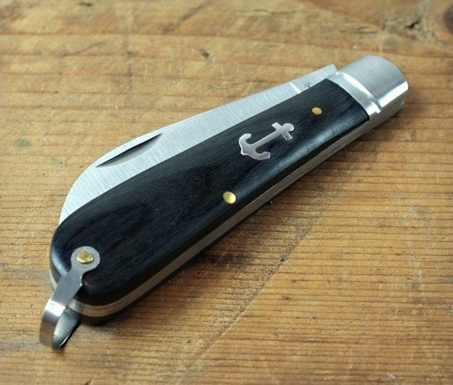 Baledo Breizh Anchor Pocket Knife