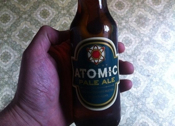 U.S. Explodes Atomic Bombs Near Beers To See If They Are Safe To Drink : Krulwich Wonders... : NPR