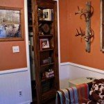 Secret Bookcase Door to Closet | StashVault