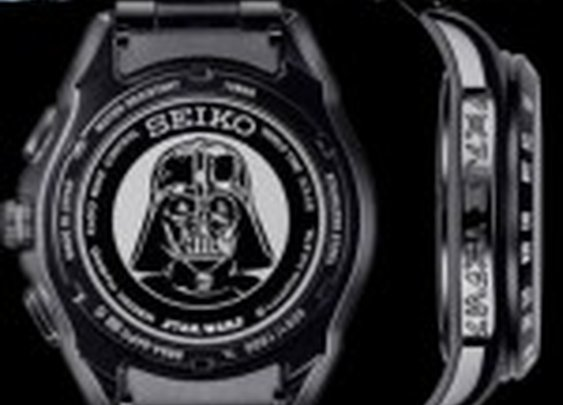 Seiko unveils Star Wars watch collection