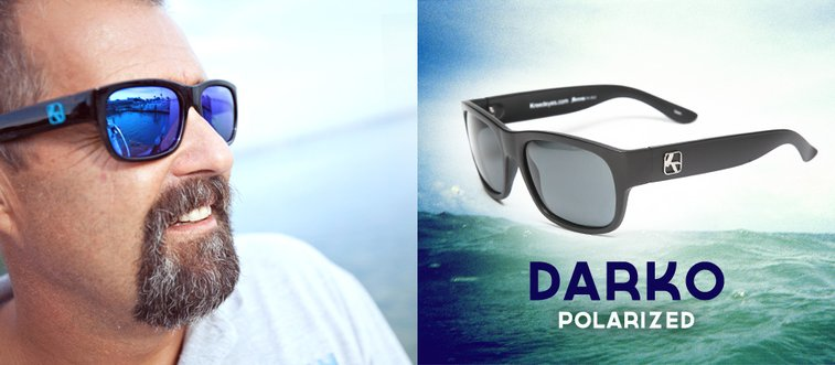 Kreed Sunglasses | Darko Polarized
