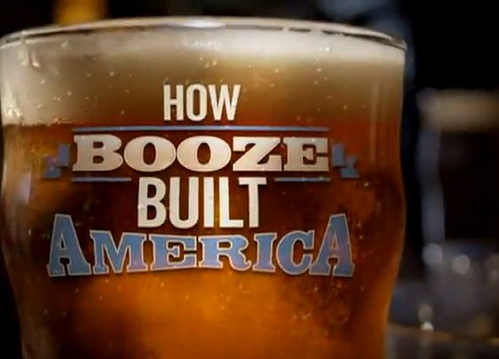 "3-part series ""How Booze Built America"" with Mike Rowe"